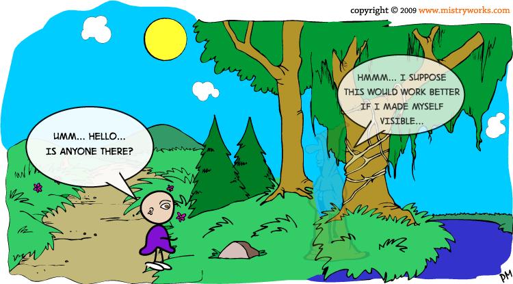 Introducing the Guru Cartoon